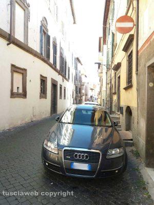 Viterbo - Via del Pavone