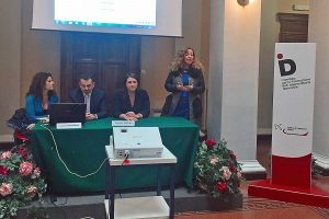 "Viterbo - Un momento dell'open day ""Donne che aiutano le donne"","