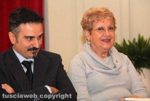 Giuliano Nisi e Giuseppina Bresciani