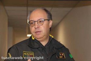 Il comandante Giuseppe Paduano