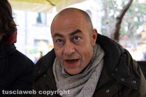 Il presidente della fondazione Caffeina Andrea Baffo