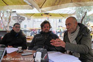 Barelli, Rossi e Baffo