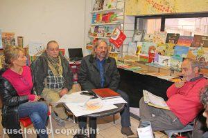 Viterbo - La presentazione della lista Lavoro e Beni comuni