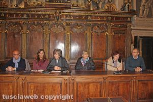 Gianni Calisti, Ilaria Bertini, Raffaela Saraconi e Giuseppina Del Signore, Luigia Melaragni e Andrea Belli