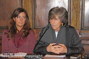 Ilaria Bertini, Raffaela Saraconi