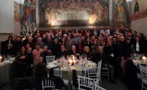 La cena dei 40 anni degli architetti