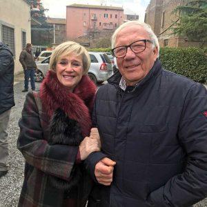 Vetralla - Il presidente della cooperativa Olivicoltori Pietro Carloni