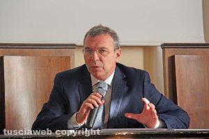 Camera di commercio - Il responsabile del progetto Pid Luigi Pagliaro