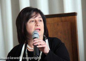 Camera di commercio - La referente Infocamere Rosanna Tedeschini
