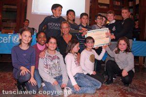 La premiazione di Scuola Amica