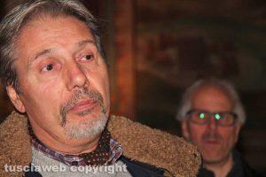 Il critico d'arte Fulvio Ricci