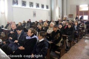 Viterbo - I funerali del professor Corrado Buzzi