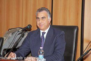 L'avvocato Guglielmo Ascenzi