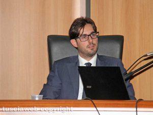 Il magistrato Antonino Geraci