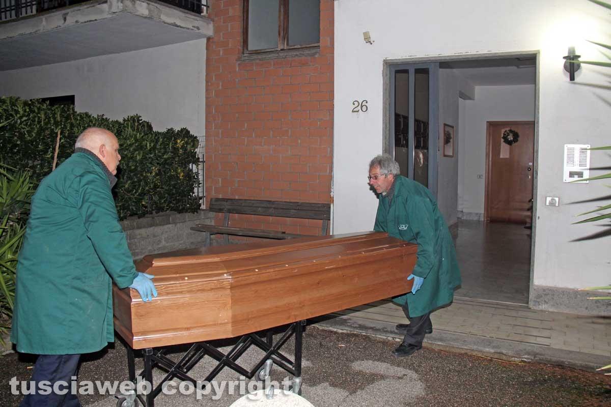 Viterbo: due coniugi anziani uccisi. Arrestato il figlio della coppia