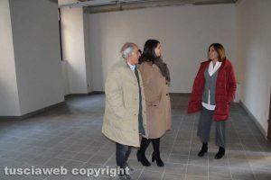 Viterbo - L'ex tribunale - La sala matrimoni