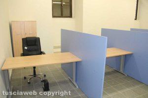 Viterbo - L'ex tribunale - L'ufficio anagrafe