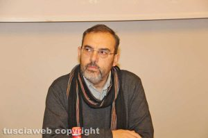 Massimo Chiodi assessore alle politiche culturali del comune di Ronciglione