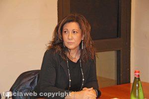 Silvia Valentini assessora alla cultura comune di Capranica