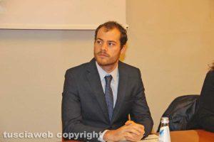 Mario Mengoni, sindaco di Ronciglione
