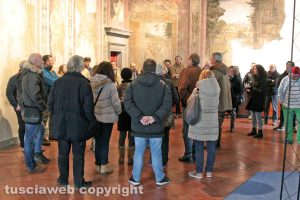 Il progetto Ager a Palazzo Farnese di Gradoli