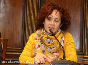 La segretaria della Cna Luigia Melaragni