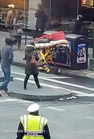 New York - Le immagini dell'attentato