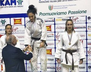 Sport - Judo - Sara Corbo