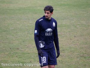Sport - Calcio - Viterbese - Jefferson