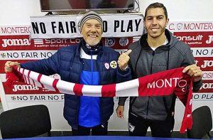 Sport - Calcio - Monterosi Fc - Minella e Capponi