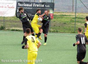 Sport - Calcio - Il match polisportiva Monti Cimini-Tor Sapienza