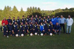 Sport - Calcio - I ragazzi del San Lorenzo Nuovo