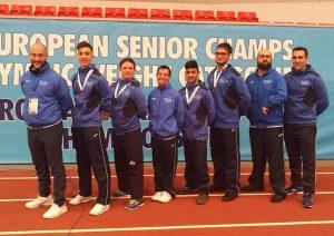 Eccellente prestazione per gli atleti italiani di Para taekwondo