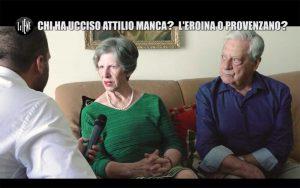 Il caso Attilio Manca alle Iene - Angela e Gioacchino Manca