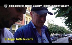 Il caso Manca alle Iene - Il cugino di Attilio, Ugo Manca