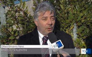 Tgr Rai - L'avvocato Enrico Valentini