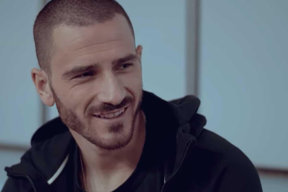Bonucci versione attore: special guest nel singolo di Benji e Fede