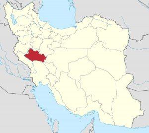 Dorud, nell'Iran occidentale