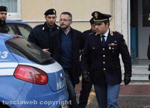 Sanremo - Delitto di via Santa Lucia - L'arresto di Ermanno Fieno