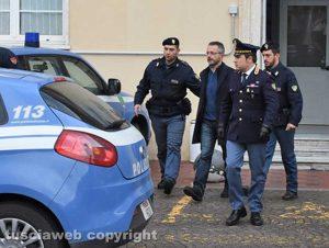 Sanremo - Delitto di via Santa Lucia - Il fermo di Ermanno Fieno