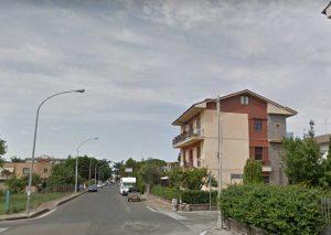 Viterbo - Via Villanova