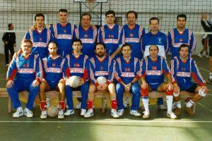 Sport - Pallavolo - Volley club Orte - La squadra del 1997