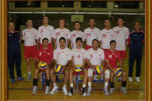 Sport - Pallavolo - Volley club Orte - La squadra del 2008