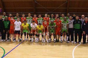 Sport - Pallavolo - Volley club Orte - L'amichevole con la Libia nel 2012