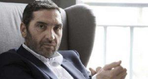 L'attore Adamo Dionisi