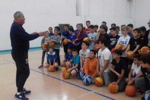 Sport - Pallacanestro - Gli incontri tematici a Ronciglione