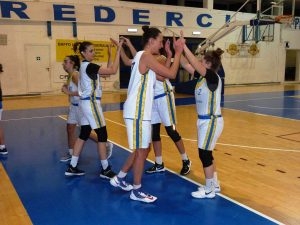 Sport - Basket - Defensor - Le viterbesi in campo