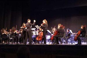 Viterbo - Il concerto di Natale del liceo musicale Santa Rosa