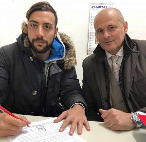 Sport - Calcio - Flaminia - Luca Damiani