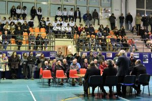 Sport - Pallavolo - La festa del Volley club di Nepi